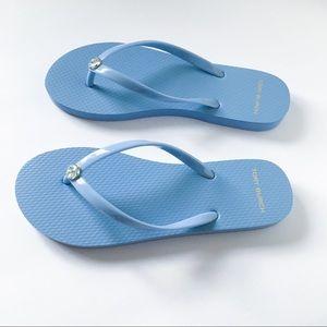 NEW Tory Burch Flip Flops Size 8